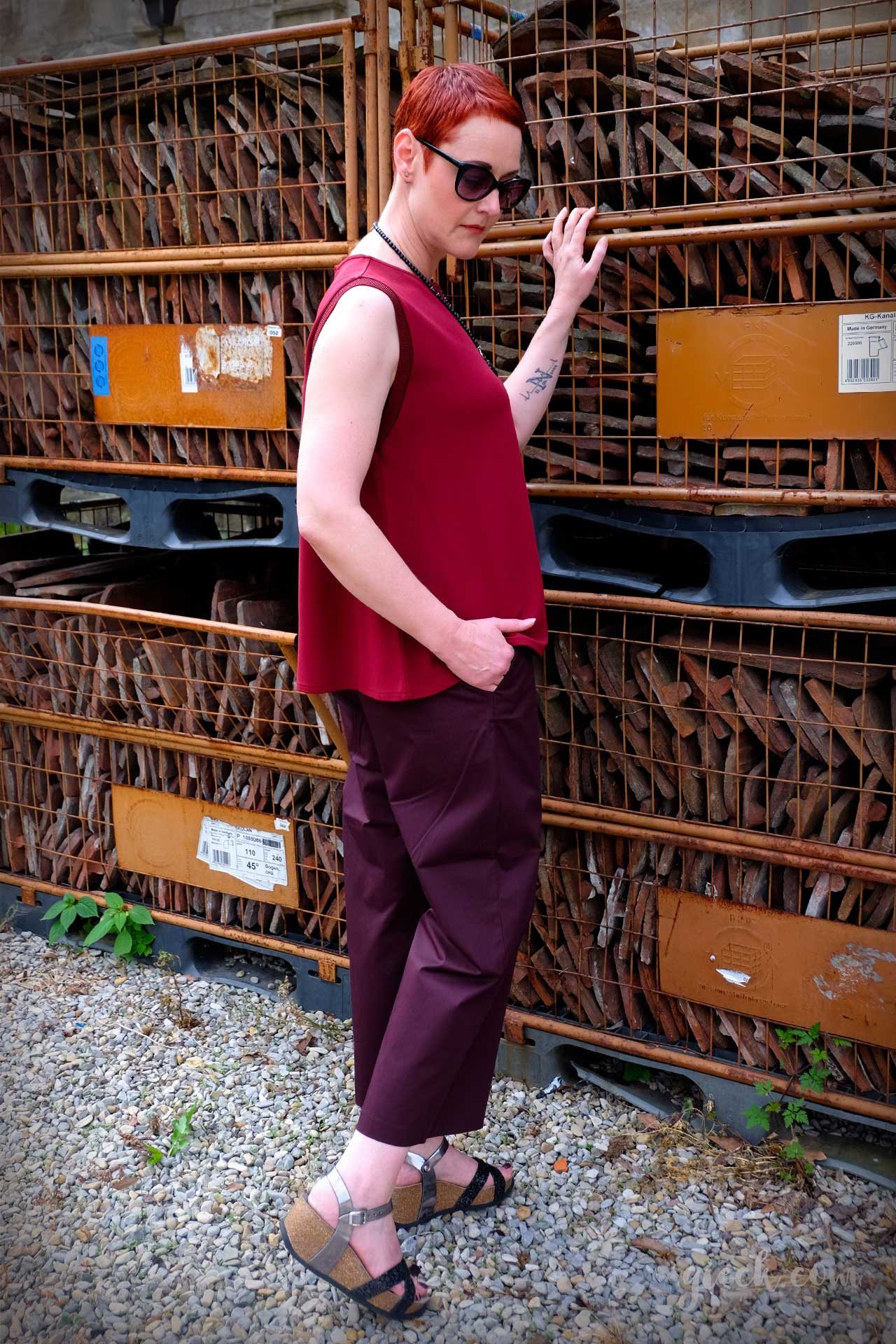 Herbst-Trend: rot