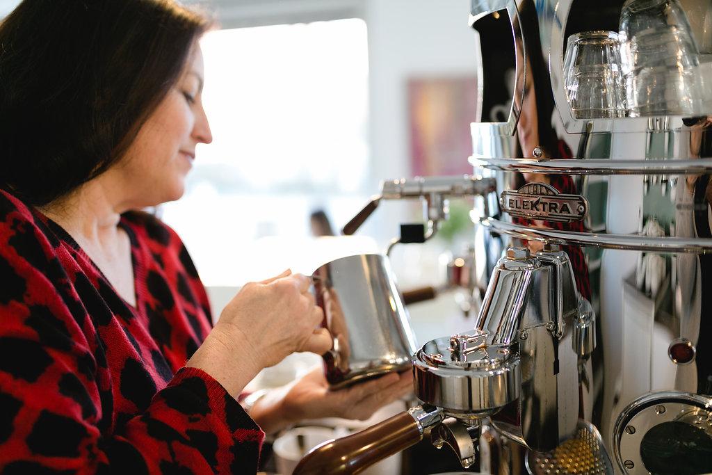 Das Leben ist einfach zu kurz für schlechten Kaffee!